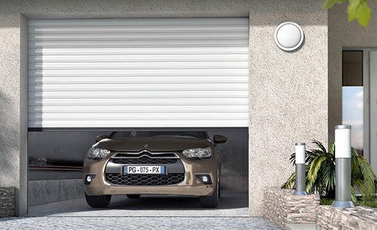 porte garage enroulable