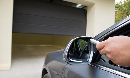 Mentor alu portes de garage enroulables sectionnelles - Porte de garage sectionnelle ou enroulable ...