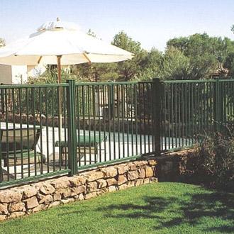 Installation d'une barrière de piscine à La Garde