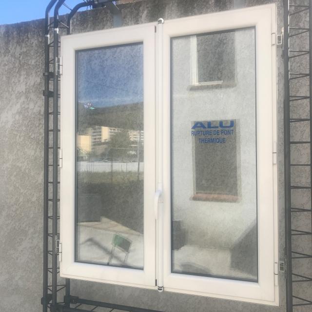 Poignée de fenêtre alu adaptable toutes marque rèf : VALETTE 1
