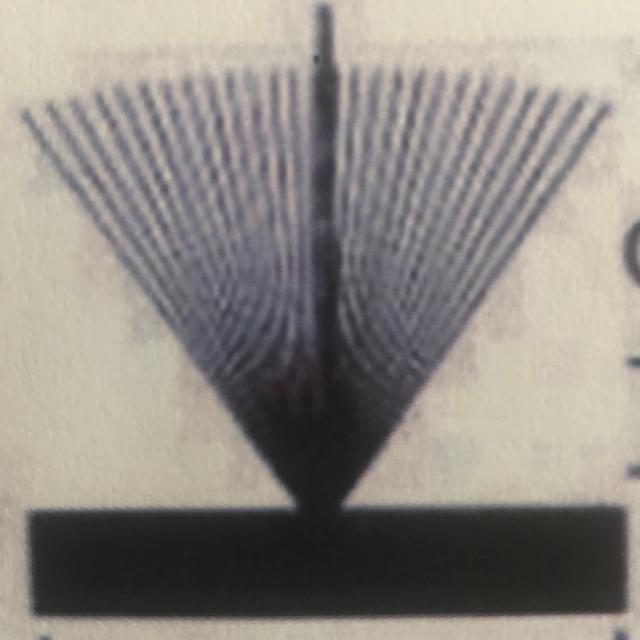 Joint brosse pour fenêtre et  baie coulissante ancienne serie. L 6.7mm 3