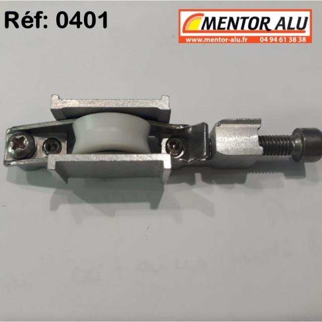 Galet  roulette polyamide  possibilité de démonter la piece centrale voir photo  1