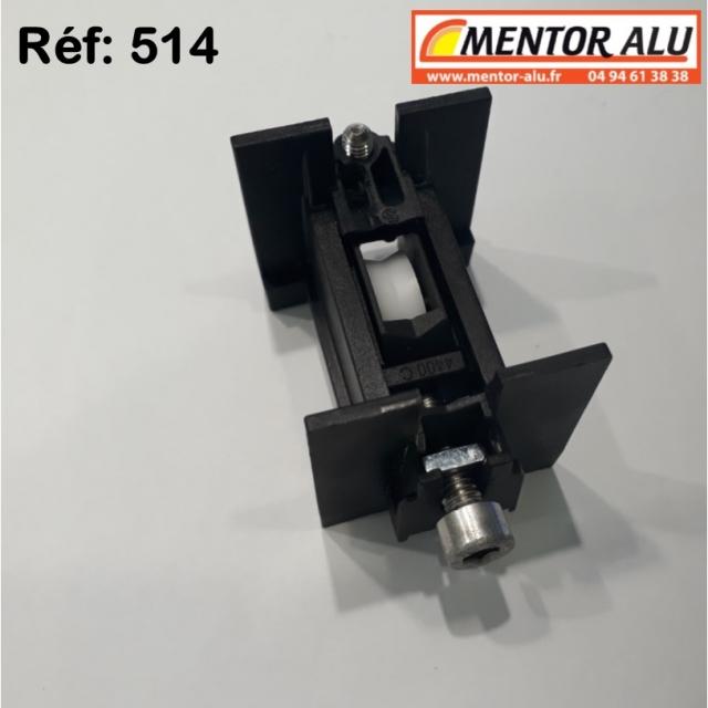 Roulette rénovation de baie coulissante  KIT DE 2 2