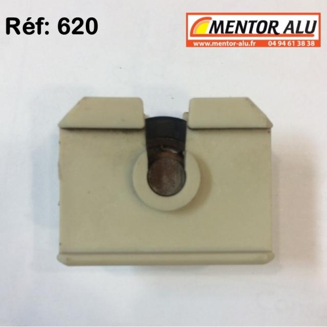 Roulette galet de baie coulissante marques diverses  2