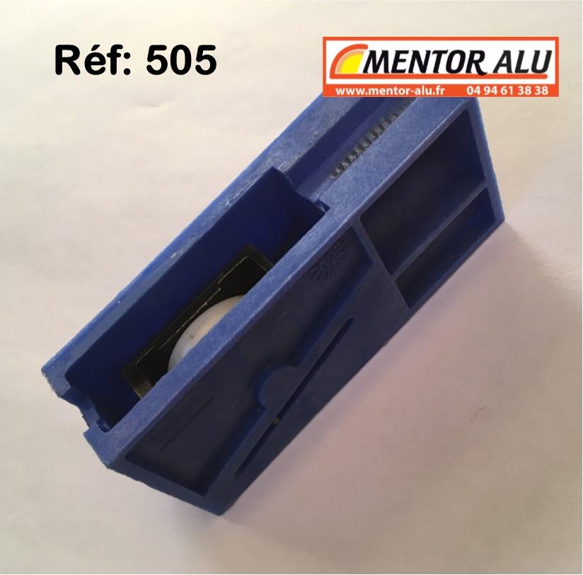 Mentor Alu Pvc Stores Roulette De Baie Coulissante
