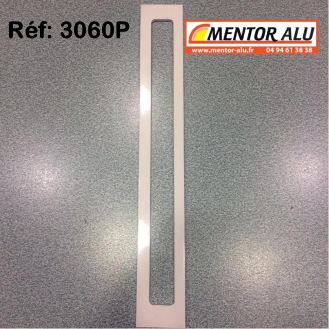 TECHNAL Serrure de coulissant Technal 3060P simple  - ancien 2940 GK-GRI 2