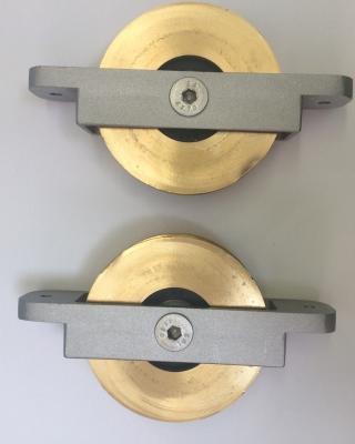 MENTOR | Alu - PVC - Stores -Galet / roulette pour portail coulissant