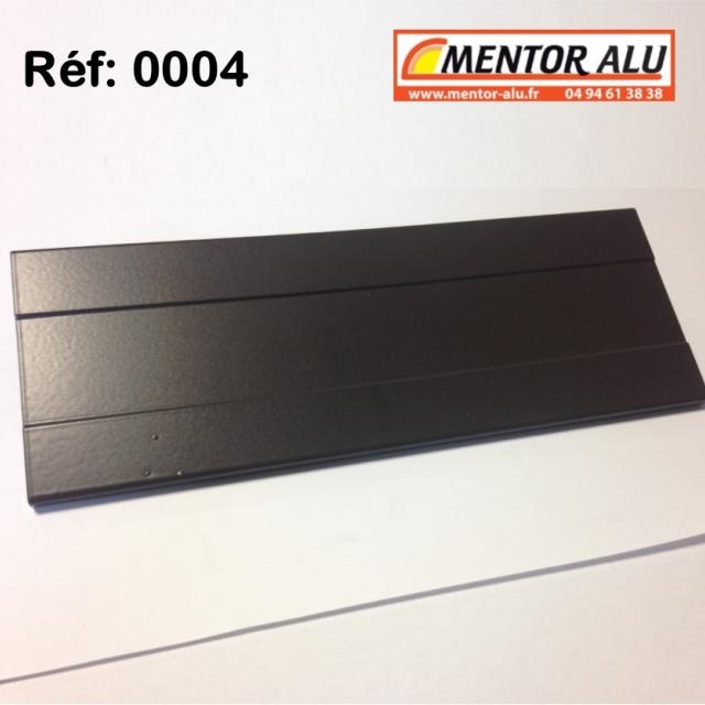 Poignée à plaquer 250 mm 3