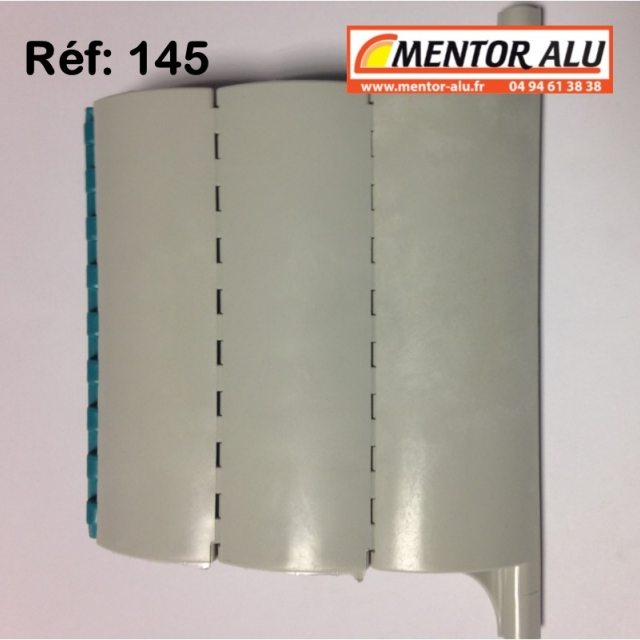 Accroche volet Profalux DVA 3 étages 1