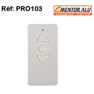 Télécommande portable Profalux