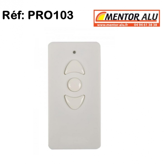 Télécommande portable Profalux 1