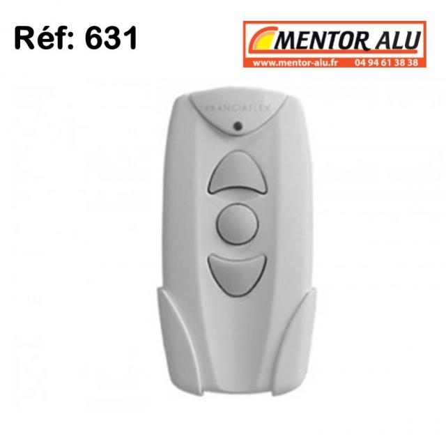Télécommande portable Franciaflex 1