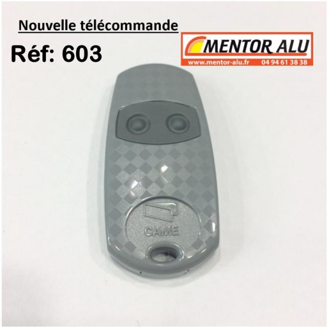 Télécommande  CAME  TOP 432E  CAME TOP432NA  3