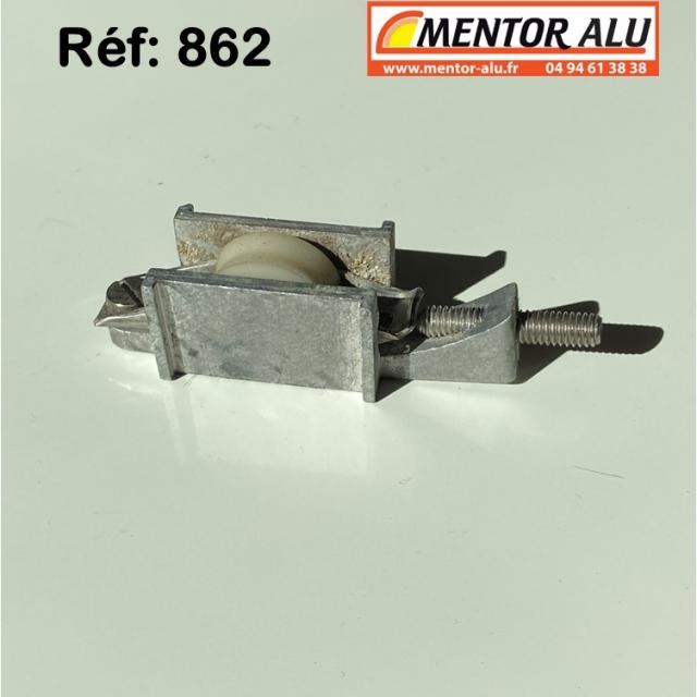 Roulette PAAL pour baie vitrée coulissante 2