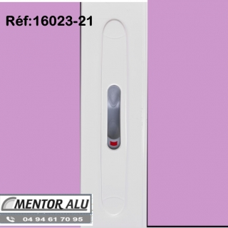 Serrure versus interieure + boitier serrure
