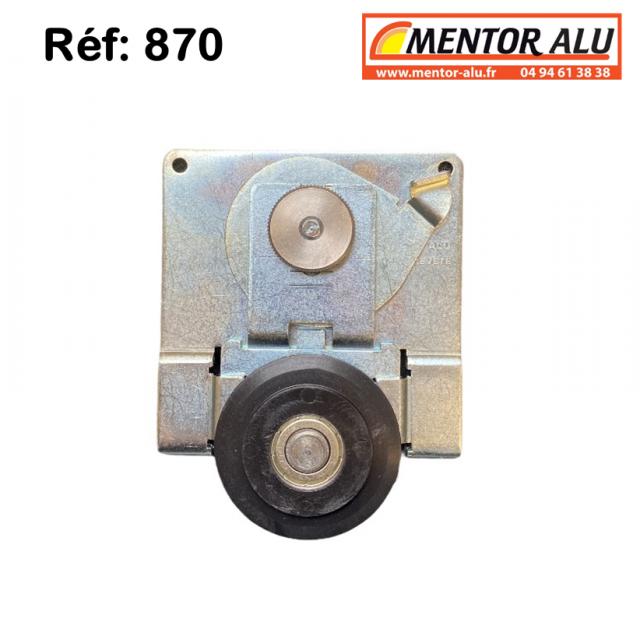 SPID Roulette porte de placard 1