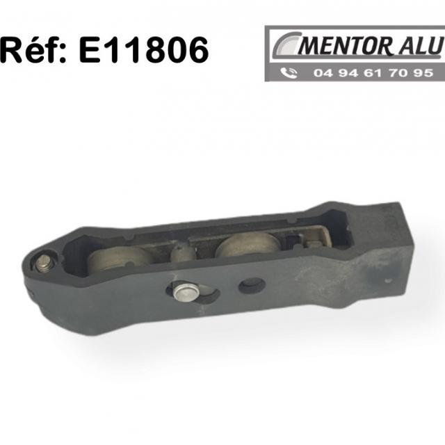 Roulette de Baie vitrée  Coulissante E11806 1