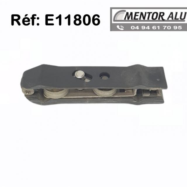 Roulette de Baie vitrée  Coulissante E11806 2